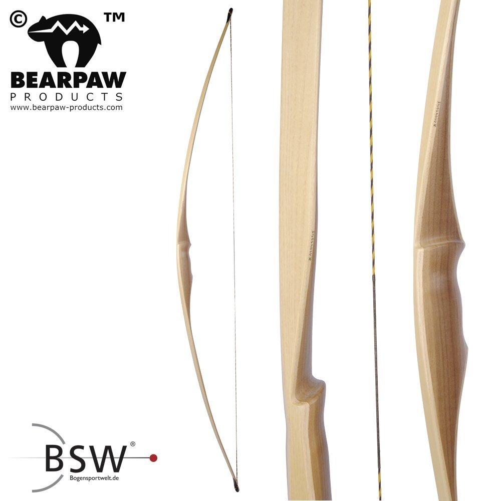 Langbogen Bearpaw Sniper im Test